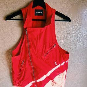 🎟 Monrow Vest